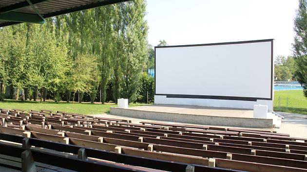 Letní kino v Hulíně