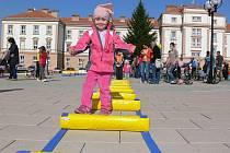 Šťastný život bez úrazů na Hanáckém náměstí