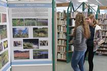 Unikátní putovní výstavu Slovenského svazu ochránců přírody nazvanou Mokrade – poklady prírody si mohou až do konce ledna prohlédnout návštěvníci Knihovny Kroměřížska.