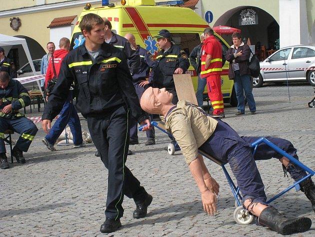 V Kroměříži se 15. září 2011 konal už jedenáctý ročník soutěže v disciplínách TFA.