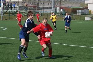 Fotbalisté Zlobic odehrají úvodní utkání jarní části v Kroměříži.