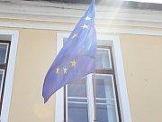 Volby do Evropského parlamentu v Kroměříži 2019.