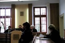2.10.2008 soud , hlavní líčení s Miroslavem Gaborem, podezření z trestného činu krádeže, zproštěn obžaloby