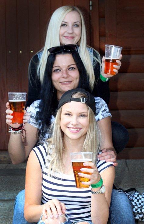 Slavnosti piva Kamínka 2016
