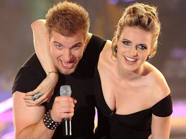 Lukáš Adamec a Gábina Gunčíková