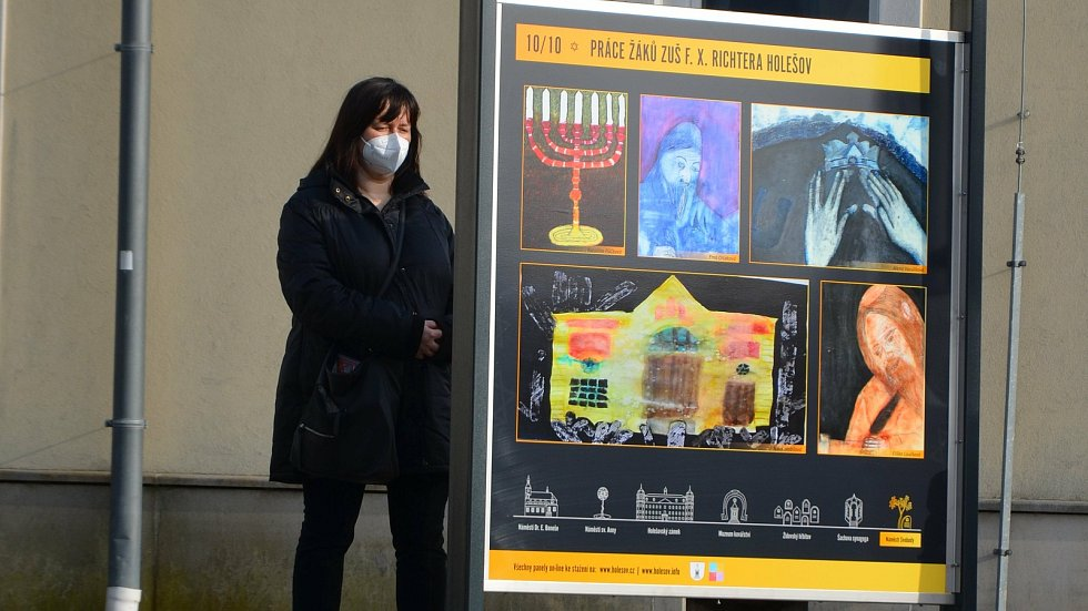 Chystané výstavy v Holešově, únor 2021