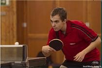 stolní tenista TJ Chropyně Filip Král