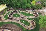 Okruh pro jízdu na kole v terénu, takzvaný pumptrack, plánuje vybudovat kroměřížská radnice. Vyrůst by měl za plaveckým bazénem.