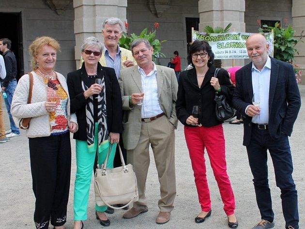 Kroměřížské vinařské slavnosti