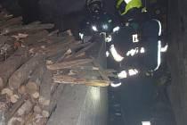 Výbuch kotle a následný požár kotelny v rodinném domě v Chropyni se v pátek 18.září večer naštěstí obešel bez zranění.