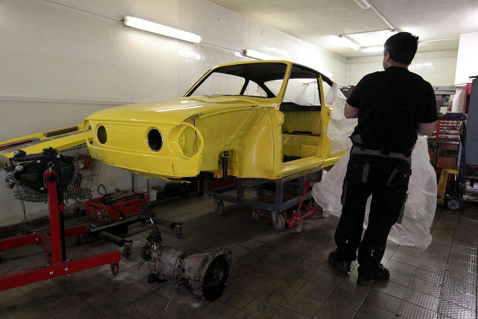 O tento model auta je velký zájem, byť jeho hodnota odpovídá v současnosti ceně 500 – 800 tisíc korun. Rok výroby modelu na fotografii je 1977.
