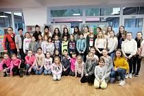Tanečnice z TYMY navštívily partnerské město na Slovensku.