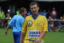 Ladislav Zakopal přišel před sezonou do Žeranovic z Martinic.