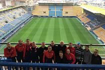 Trenéři a činovníci třetiligové Hanácké Slavie Kroměříž strávili šest dnů ve Villarrealu.