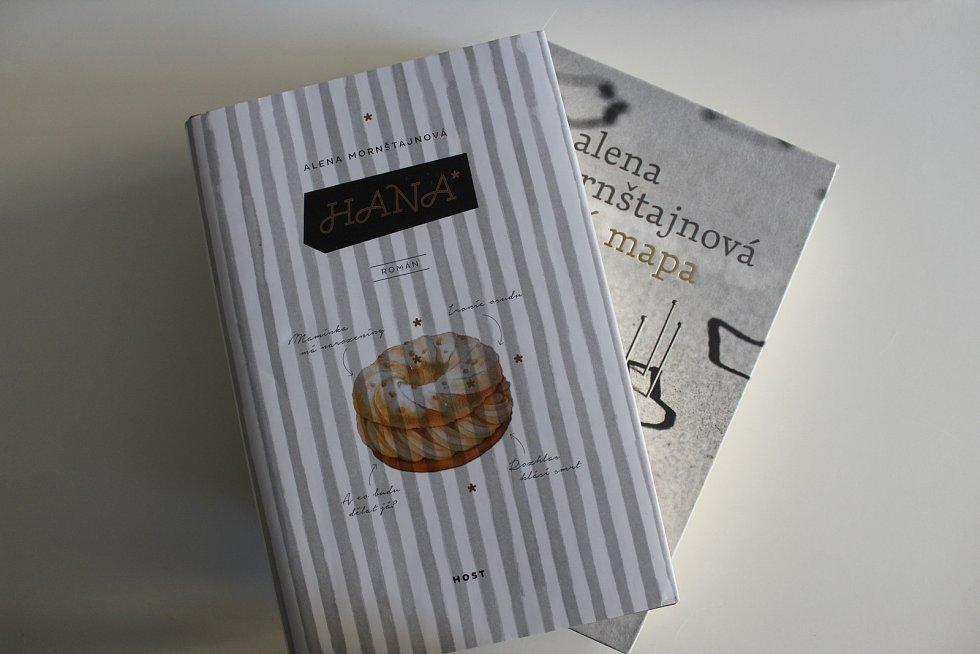 RODAČKA ZE ZLÍNSKÉHO KRAJE NEJÚSPĚŠNĚJŠÍ. Největší oblibě se loni těšila spisovatelka Alena Mornštajnová. Tři její knihy se objevily v první pětce nejžádanějších titulů v roce 2018.