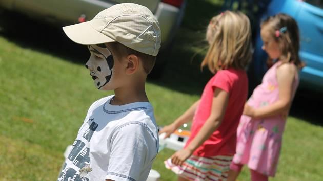 Den dětí. Ilustrační foto