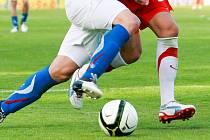 Fotbalisté Prusinovic na podzim zažili velmi nevšední fotbalový zážitek s jedním z rezervních týmů.