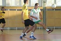 Zelená Křídla zdolala FC Hulín 2:1.