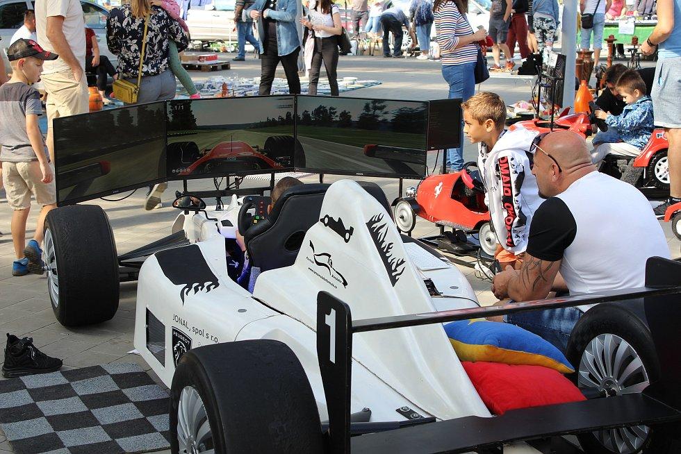 Auto Moto Blešák a Hobby sběratelská akce na kroměřížském výstavišti, 5. září 2021