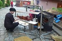 V kroměřížském hotelu a restauraci Octárna se od pátku 11. do neděle 13. května konal gastronomický Moravia Food Festival.