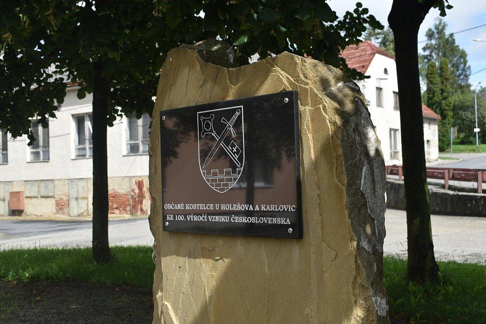 Kostelec u Holešova, srpen 2021.