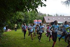 Český pohár v letním biatlonu v Bystřici pod Hostýnem 2018