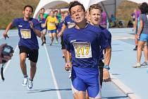 Celorepublikové finále soutěže (OVOV) Odznak Všestrannosti Olympijských Vítězů vyhráli mezi družstvy stejně jako loni žáci ZŠ Oskol v Kroměříži.