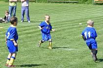 Fotbalový turnaj školiček, Prusinovice