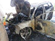 Při drsné dopravní nehodě mladý řidič v pondělí 4. června narazil v osobním autě do betonového pilíře železničního viaduktu v Hulíně: v bezvědomí jej z hořícího vozu duchapřítomně vyprostil náhodný kolemjdoucí.