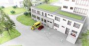 Složitější než obvykle bude v příštích týdnech dopravní situace v areálu Kroměřížské nemocnice. Začínají tam totiž stavební práce na novém pracovišti magnetické rezonance.