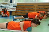 Děti základních škol Zlínského kraje se v úterý 11. června utkalyi v Kroměříži v krajském kole soutěže Odznaku všestrannosti olympijských vítězů.