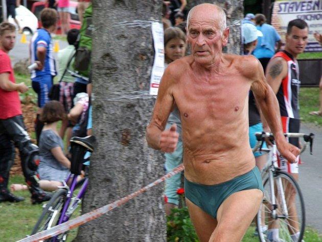 Triatlon Morkovské chlap v Morkovicích