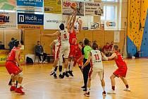 basketbal 2. ligy, Kroměříž - Valašské Meziříčí