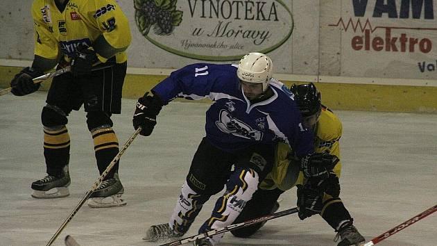 Kroměříž neměla na ledě vedoucího týmu soutěže žádnou šanci.
