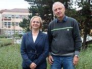 Kandidátka KDU-ČSL Šárka Jelínková a její soupeř, kandidát hnutí ANO 2011 Jan Hašek postoupili do druhého kola senátních voleb ve volebním obvodu číslo 76 zahrnujícím kromě Kroměřížska také část Vyškovska.