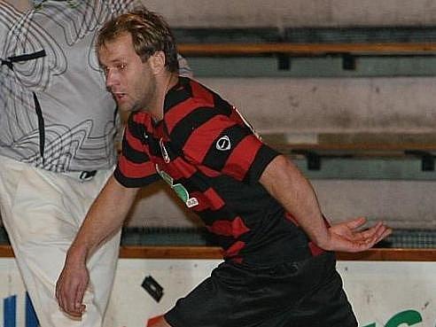 Ivo Světlík coby hráč.
