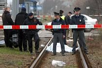 Na Novojičínsku za poslední čtyři týdny policisté zazanamenali pět střetů vlaku s člověkem. Tři případy skončily smrtí.