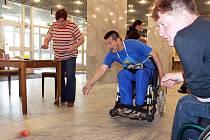 Sportovní hry zdravotně postižených v Kopřivnici se uskutečnily již poosmnácté.