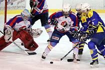 Béčko Nového Jičína v posledním utkání základní části podlehlo Krnovu.