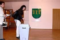 Volby v Pustějově v pátek 15. října.