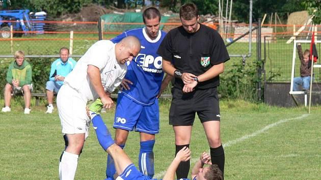 Na sobotním 43. ročníku Memoriálu Jiřího Jaškovského v Trojanovicích byl k vidění solidní fotbal.