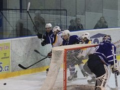 II. hokejová liga, sk. Východ, 21. kolo: HK Nový Jičín – HC Kopřivnice 5:0