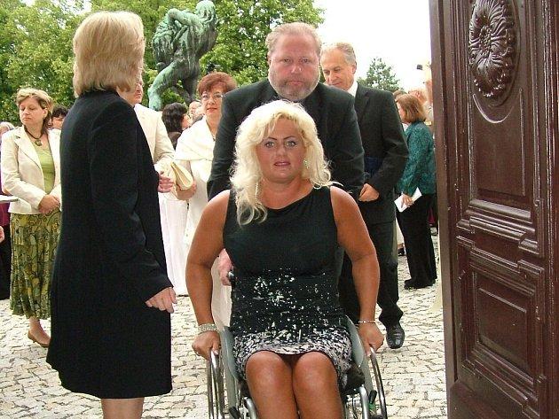 Lenka Kuncová by náročnou operaci ve Švýcarsku měla podstoupit už v listopadu.