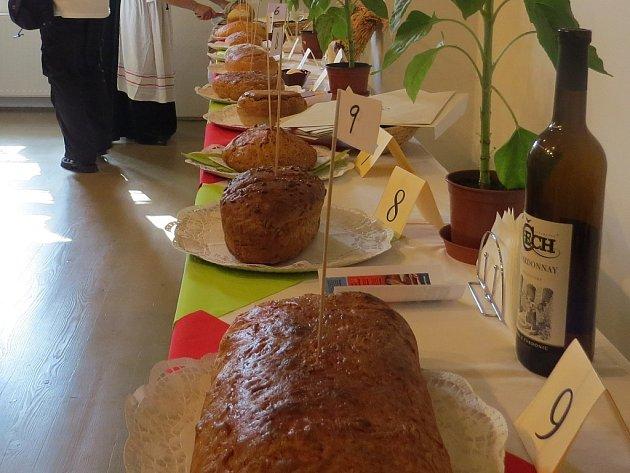 Soutěž v pečení chleba