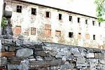 Kapucínský klášter ve Fulneku je v bídném stavu. Město ho převzalo loni do svého majetku od Mortavskoslezského kraje.