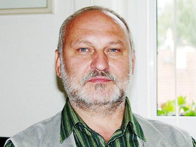 Josef Magera, starosta Velkých Albrechtic