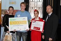 David Bartoň z Hodslavic vyhrál jednu z kategorií projektu Dětský čin roku.