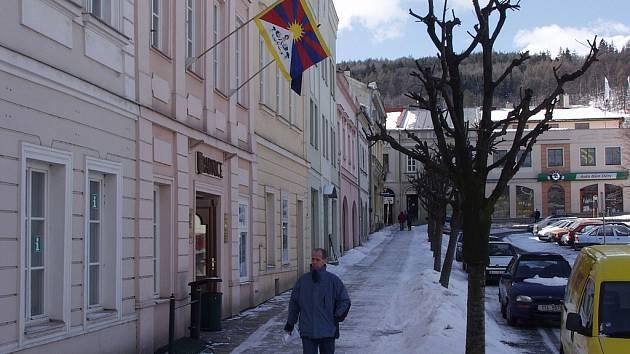 V Odrách se přihlásili k akci Vlajka pro Tibet v roce 2005. Od té doby se účastní kampaně pravidelně.