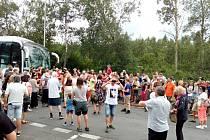 Na demonstraci na Letné v Praze v neděli 23. června jeli také lidé z Novojičínska a okolí.
