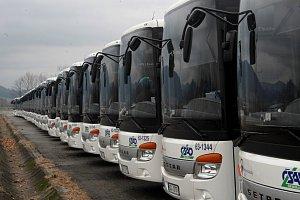 Největší nákup autobusů pro dopravu na Novojičínsku